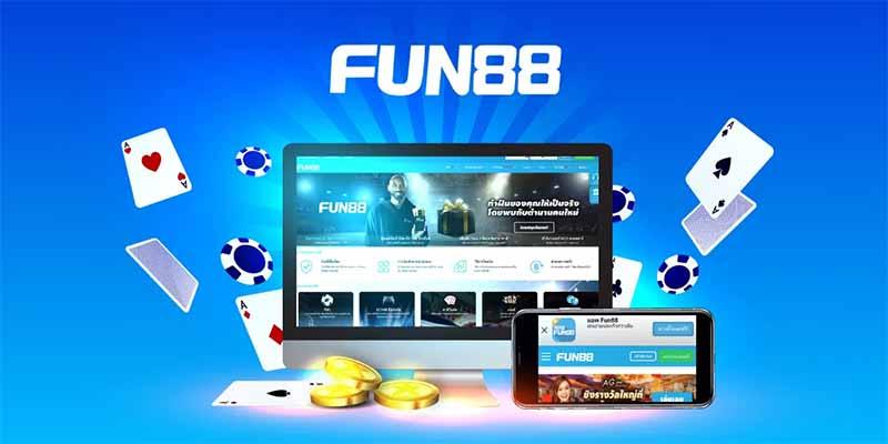 ทาง เข้า เว็บ Fun88 ที่เข้าได้ผ่านหลายช่องทาง